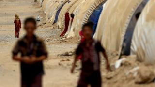 75 في المئة من الأطفال اليتامي في العراق هم أبناء عناصر تنظيم الدولة الإسلامية
