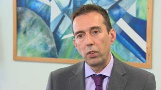 Andy Byers, Framwellgate headteacher