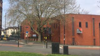 Trinity Road police station