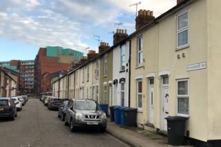 Bulstrode Road, Ipswich