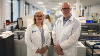 Dr Ellie Dow & Prof John Dillon
