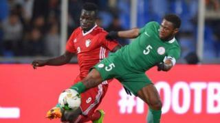 Nigeria vs Sudan