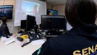 Brazilian police used special software provided by the United States