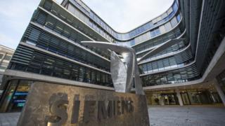 Корпорація Siemens