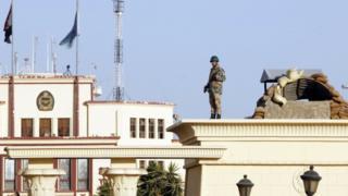 قاعدة عسكرية مصرية (أرشيف)