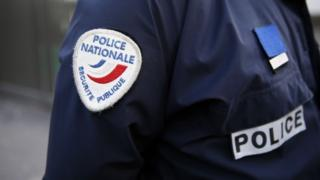 Policeman in Sarcelles (file picture)