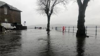 Cove Road Greenock