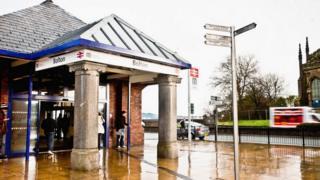 Bolton rail station