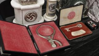 нацистские артефакты в Аргентине