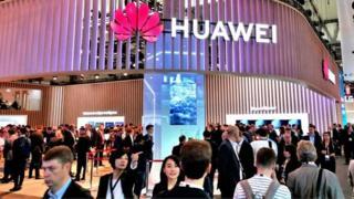 Huawei là đơn vị đã cung cấp dịch vụ cho mạng lưới di động của Anh