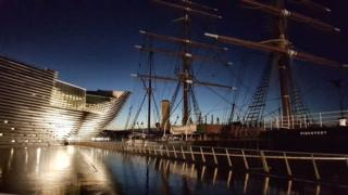 The V&A Dundee opens on Saturday