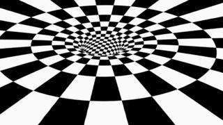 Ilusión óptica.