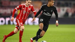 Le jeune attaquant français est classé 7e à la compétition du Ballon d'Or 2017.
