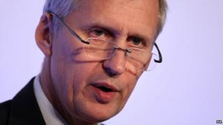Martin Wheatley, the head of the Financial Conduct Authority (
