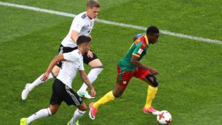 L'attaquant camerounais se joint à l'équipe de Fabio Capello, après deux saisons aux côtés du Lorient FC.