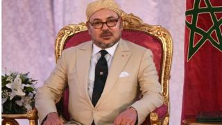 Mfalme wa Morocco Mohammed VI