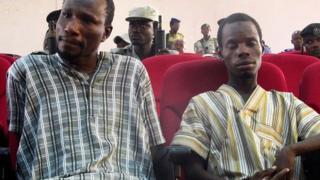 Awọn ọmọ Boko Haram nile ẹjọ ni orilẹede Chad ni 2015