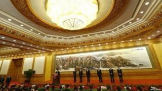 चीन की कांग्रेस