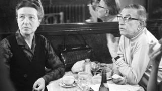 Жан-Поль Сартр і Симона де Бовуар