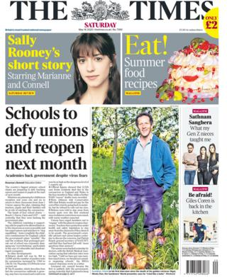 The Times 16 May 2020