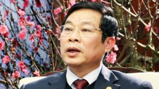 Ông Nguyễn Bắc Son hồi 2014