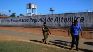 Brezilya cezaevi isyanı