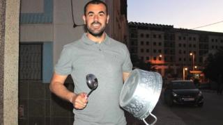 Nasser Zefzafi, un chômeur de 39 ans, dirige le mouvement de contestation qui secoue la région du Rif dans le nord du Maroc depuis plus de six mois.