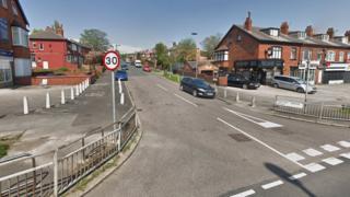 Gipton Wood Road