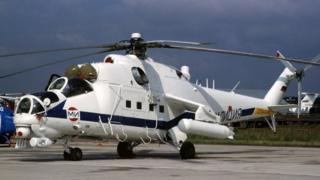Động cơ VK-2500 được dùng cho các loại trực thăng vũ trang như Mi-35