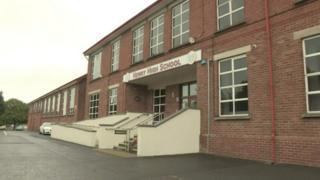 Newry High School