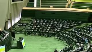 رای اعتماد مجلس ایران به دو وزیر پیشنهادی روحانی