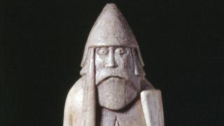Lewis Chessmen piece