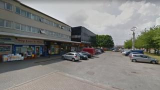 West Cross Shopping Centre