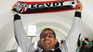 Les supporters égyptiens sont parmi les plus dynamiques du continent.