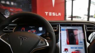 Gari la Tesla
