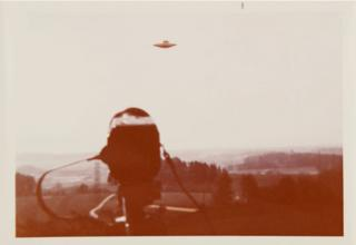 science UFO photograph