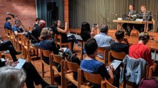 جریان محاکمه متهم به قتل در آلمان