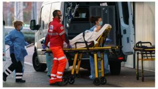 تعداد موارد فوتی در اسپانیا از چهار هزار نفر فراتر رفت