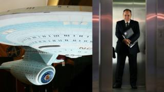 USS Enterprise and Alex Salmond