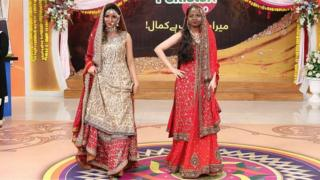 jago pakistan jago models with faces painted darker