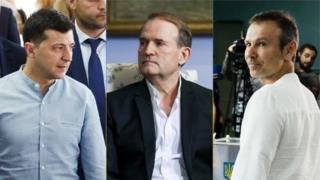лидеры партий