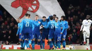 Arsenal v Ostersunds FK