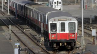 Boston regional train travels without a driver