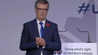Mike Nesbitt said the event would be to challenge the causes and consequences of the Rising
