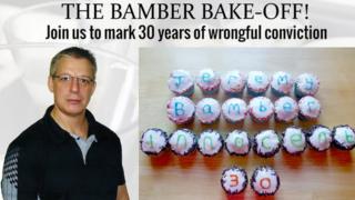 Jeremy Bamber Bake Off