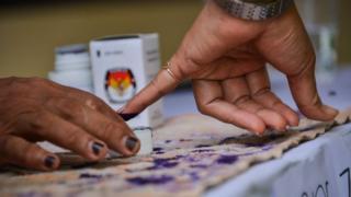 الانتخابات في أندونيسيا