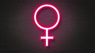 The female symbol