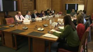 Norwich CCG meeting