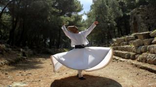 sufi derviş
