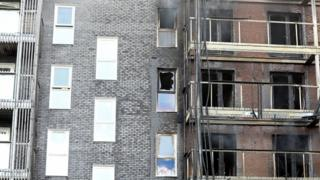 Barking flats fire: Residents had safety concerns before blaze